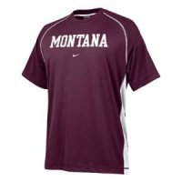 Montana Nike Dri-fit Mesh Top