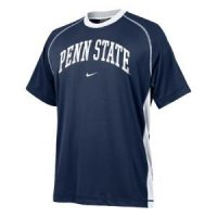 Penn State Nike Dri-fit Mesh Top