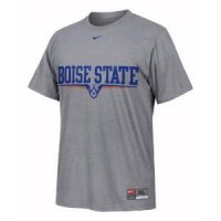 Boise State Nike S/s Team Issue Tee