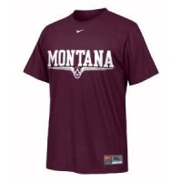 Montana Nike S/s Team Issue Tee