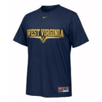 West Virginia Nike 2008 S/s Team Issue Tee