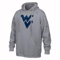 West Virginia Nike Flea Flicker Fleece Hoody