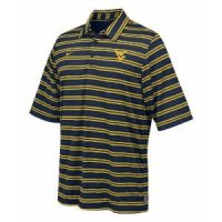 West Virginia Nike 2008 Conference Polo