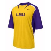 Lsu 2008 Nike Walk Through Jersey