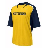 West Virginia 2008 Nike Walk Through Jersey