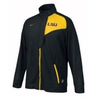 Lsu Nike Training Warm-up Jacket