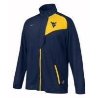 West Virginia Nike Training Warm-up Jacket