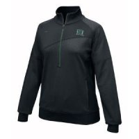 Hawaii Women's Nike 1/4 Zip Top