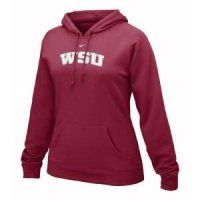 Washington State Women's Nike Classic Screen Print Hoody