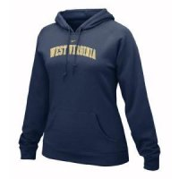 West Virginia Women's Nike Classic Screen Print Hoody