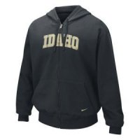 Idaho Nike Classic Full-zip Fleece Hoody