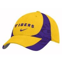 Lsu 2008 Nike Players Cap