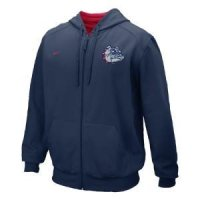 Gonzaga Nike College Full-zip Fleece Hoody