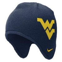 West Virginia Nike First Down Knit