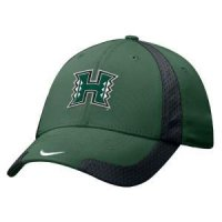 Hawaii Nike B-ball Swoosh Flex Hat
