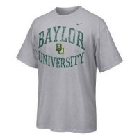 Baylor Nike Inverted Arch Tee