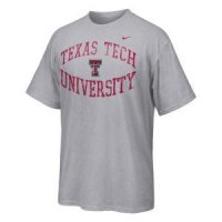 Texas Tech Nike Inverted Arch Tee