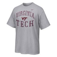 Virginia Tech Nike Inverted Arch Tee