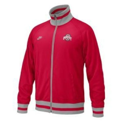 buy online a3617 432be Ohio State Nike Full Medal Track Jacket