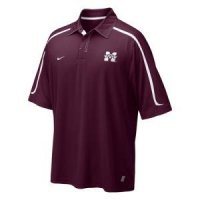 Mississippi State Nike Hook & Lateral Polo