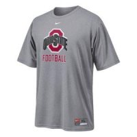 Ohio State Nike S/s Performance Graphic Tee Ii