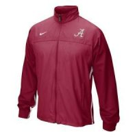 Alabama Nike 5th Year Full-zip Windjacket