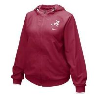 Alabama Women's Nike Early Riser Full-zip Jacket