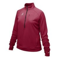 Alabama Nike Women's 1/4 Zip Top