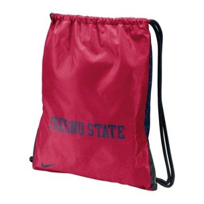 dea6e582233779 Nike Fresno State Bulldogs Home away Gymsack