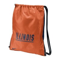 Nike Illinois Home/away Gymsack