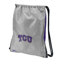Nike Tcu Horned Frogs Home/away Gymsack