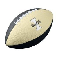 Idaho Nike Mini Rubber Football