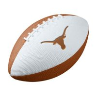 Texas Longhorns Football - Nike Mini Rubber Football
