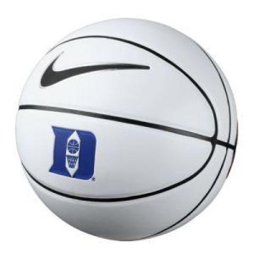Duke Nike Autograph Basketball
