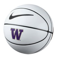 Nike Washington Huskies Autograph Basketball