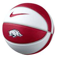 Nike Arkansas Razorbacks Mini Rubber Basketball