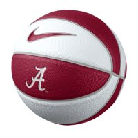 Alabama Crimson Tide Basketball - Nike Mini Rubber Basketball