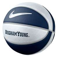 Nike Byu Cougars Mini Rubber Basketball