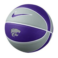 Nike Kansas State Wildcats Mini Rubber Basketball