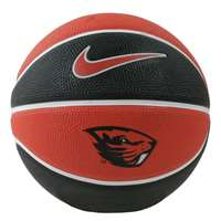 Nike Oregon State Beavers Mini Rubber Basketball - New Logo