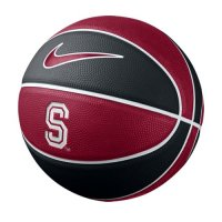 Nike Stanford Cardinals Mini Rubber Basketball