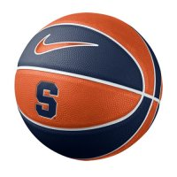 Syracuse Orangemen Basketball - Nike Mini Rubber Basketball