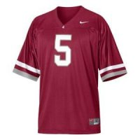 Washington State 2009-10 Replica Nike Fb Jersey