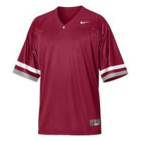 Washington State Blank Nike Fb Jersey