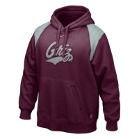 Nike Montana Grizzlies Hands To The Face Hooded Sweatshirt
