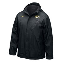 Nike Missouri Tigers Full-zip Conference Storm-fit Jacket
