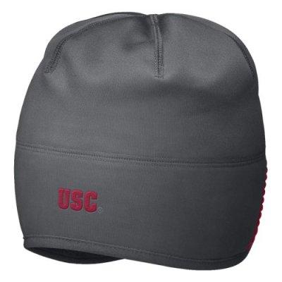 957baaed3ed Usc Trojans Knit Beanie Cap - Nike Therma-fit Training Knit