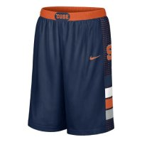 Nike Syracuse Orange Woven Players Basketball Short