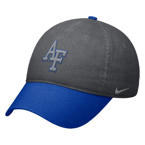 06ab6220 Air Force Falcons Hat - Nike Heritage86 Circus Catch Swoosh Flex Hat