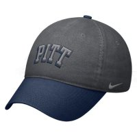 Pittsburgh Panthers Hat - Nike Heritage86 Circus Catch Swoosh Flex Hat